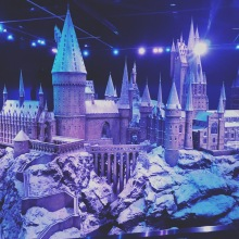 Hogwarts is there to welcome you home. Always.